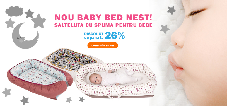 Perna Copii Bed Nest