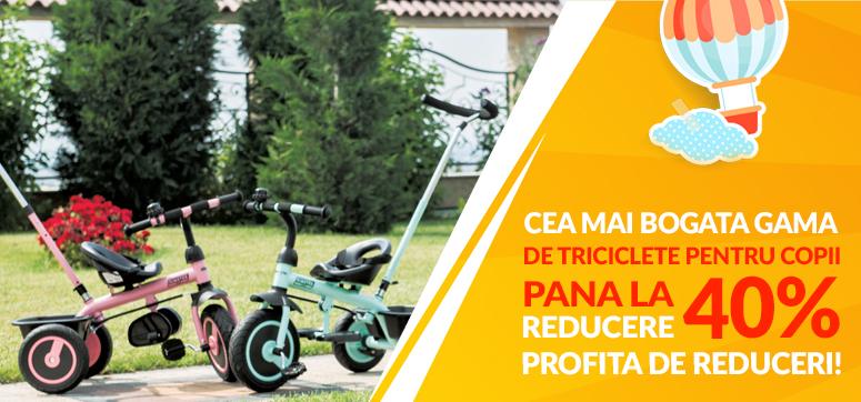 Triciclete Cpii