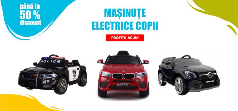 Promotii Masinute electrice