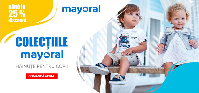 Promotii Mayoral 2019