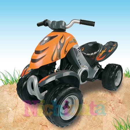Atv Smoby X Power