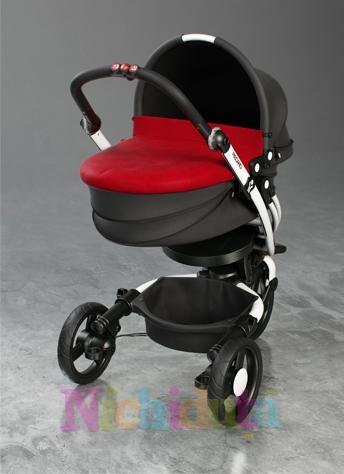 Carucior Recaro Babyzen 3 in 1