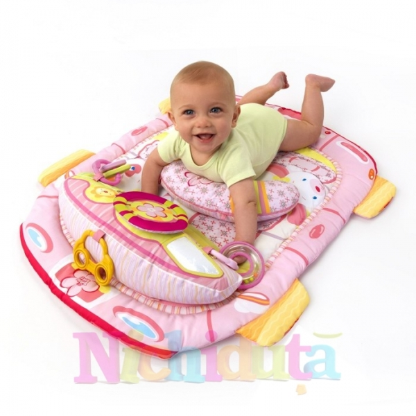 Pretty In Pink Tummy Cruiser PropPlay