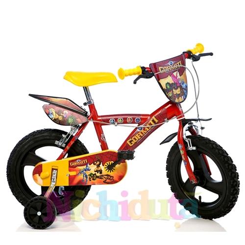 Bicicleta Gormiti 143 GLN-GR