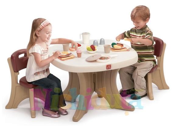 Set Masuta  2 scaune pentru copii