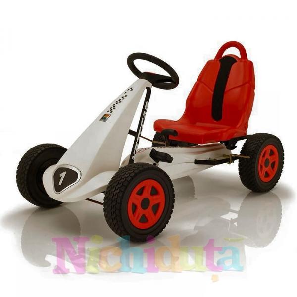 Kart cu pedale Kettler Daytona