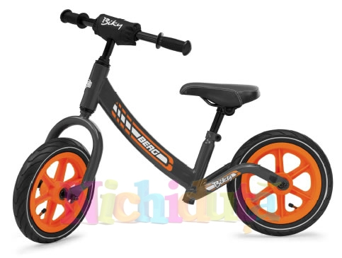 Biciclete copii Berg Biky Grey