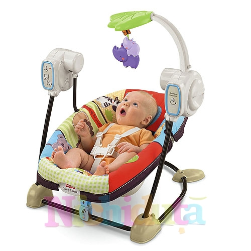 Leagan 2 in 1 Love u Zoo Fisher-Price