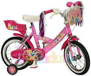 Bicicleta 14 Printese Disney