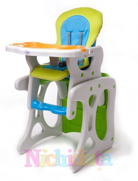 Scaun de Masa Multifunctional Eat  Play