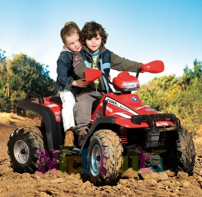 ATV Polaris Sportsman 700 Twin