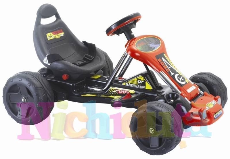 Kart electric cu telecomanda 3168