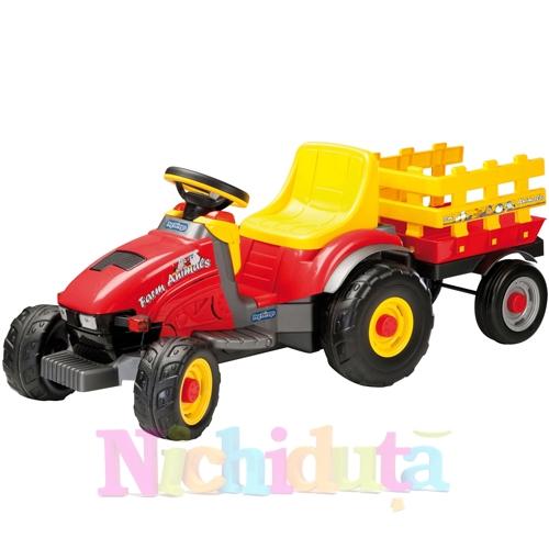 Tractor electric Farm Animals