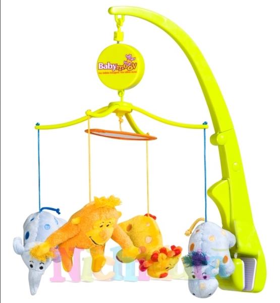 Carusel muzical universal Babymoov