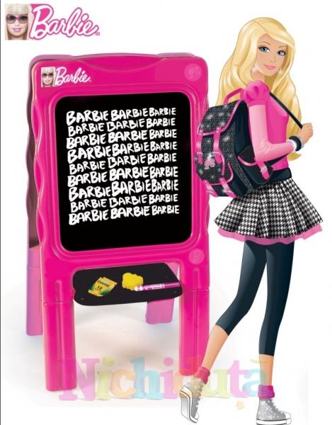 Tabla dubla pentru copii Barbie