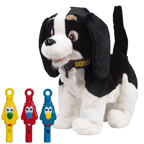Catelus Bobby Dog Negru