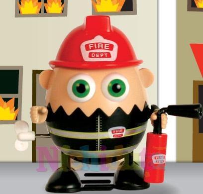 Eggbods - Fireman Scramble