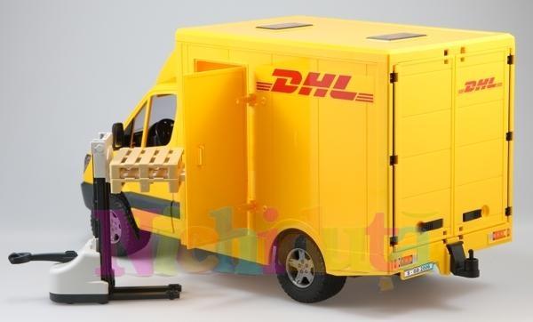 Sprinter Dhl cu ridicator manual