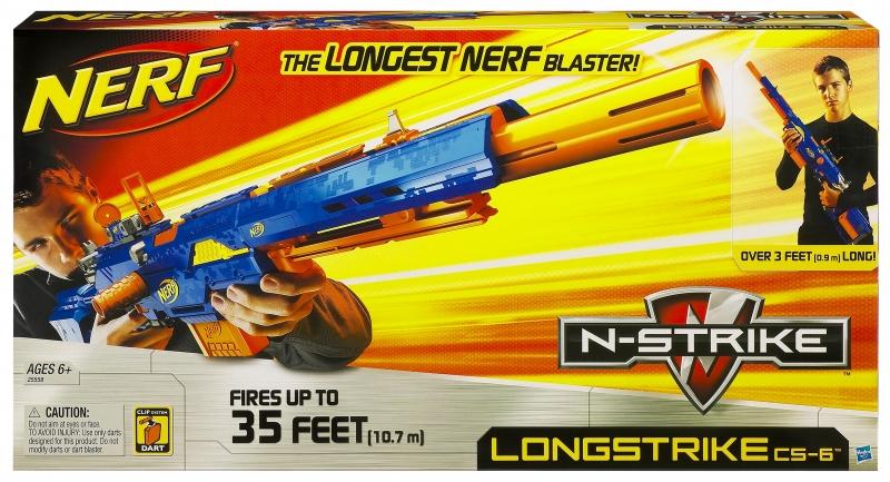 Blaster Longstrike CS-6