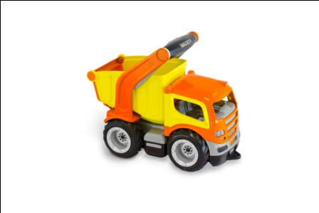 Grip Truck Tipper