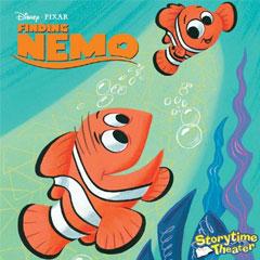 In cautarea lui Nemo-carte si rola proie