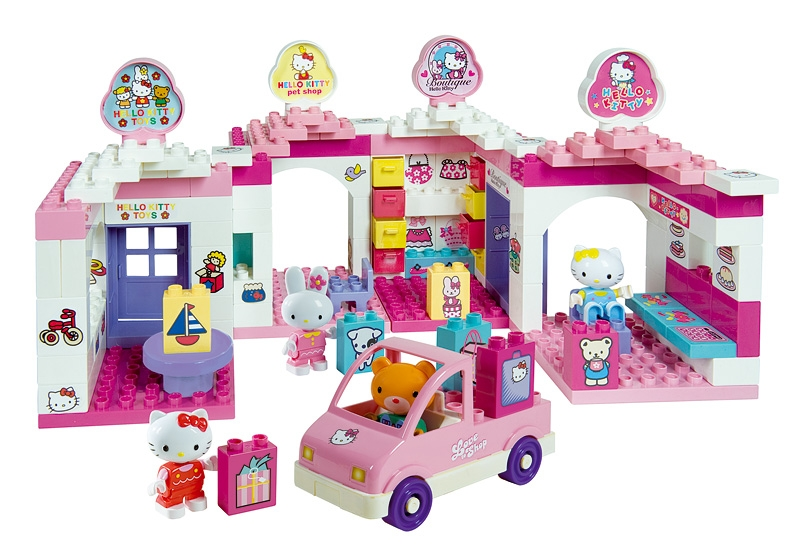 Shoping Centre Play Big Hello Kitty
