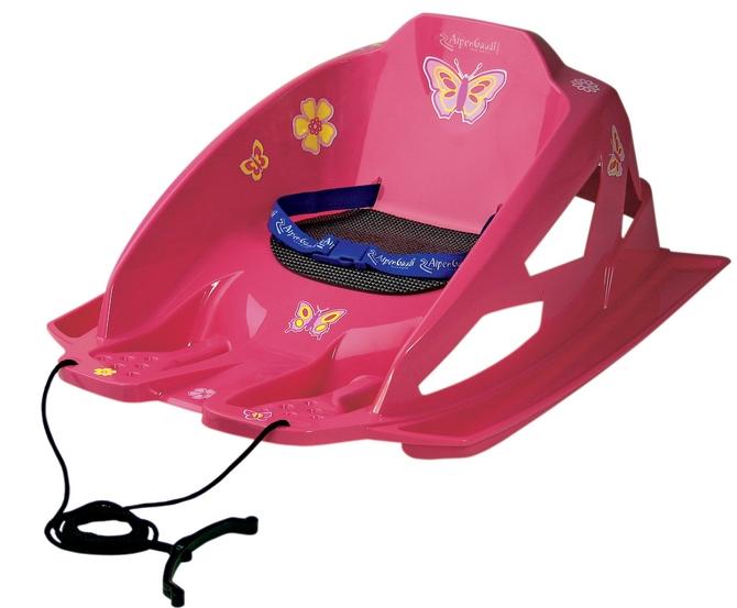 Saniuta Alpen Bambino TM Pink
