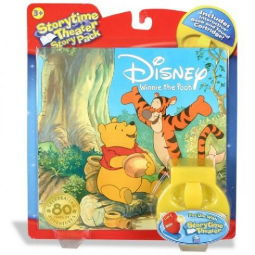 Carte Winnie the Pooh + rola proiector