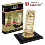 Puzzle Turnul din Pisa