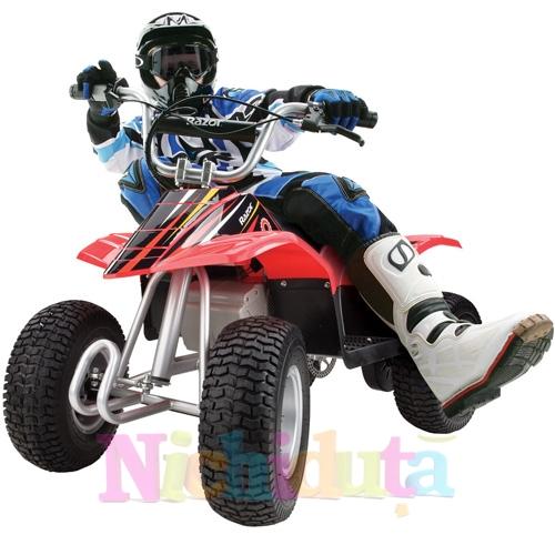 ATV electric Dirt Quad
