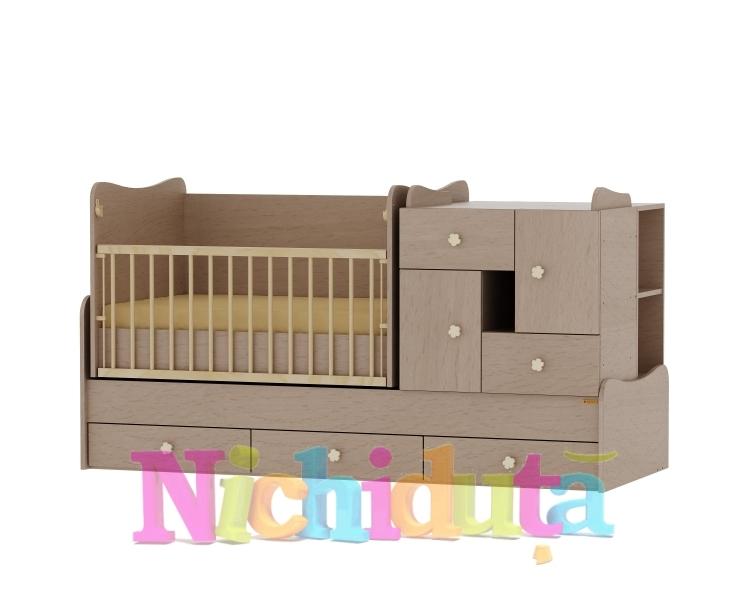 Mobilier modular din lemn SONIC