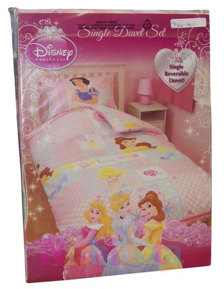 Set de pat pentru o persoana Princess