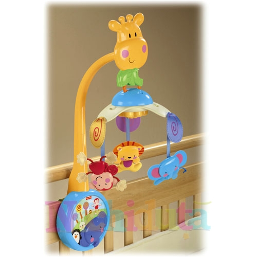 Carusel Discover n Grow 2 in 1 Musical