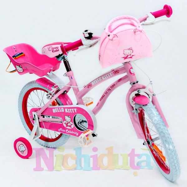Bicicleta  Hello Kitty Hollywood 16