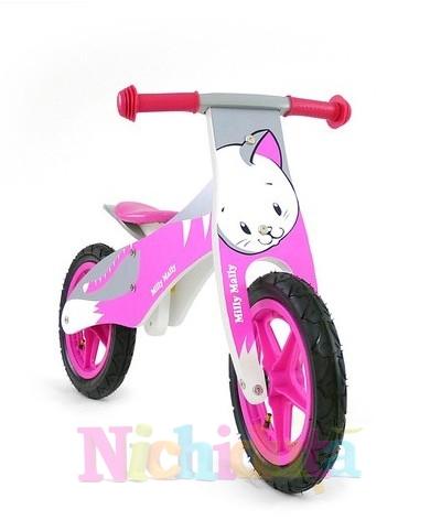 Bicicleta fara pedale Duplo