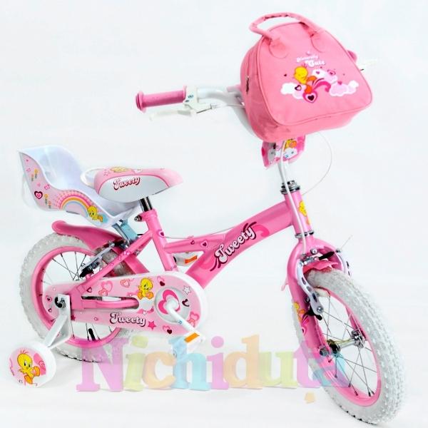 Bicicleta fetite Tweety BMX 14