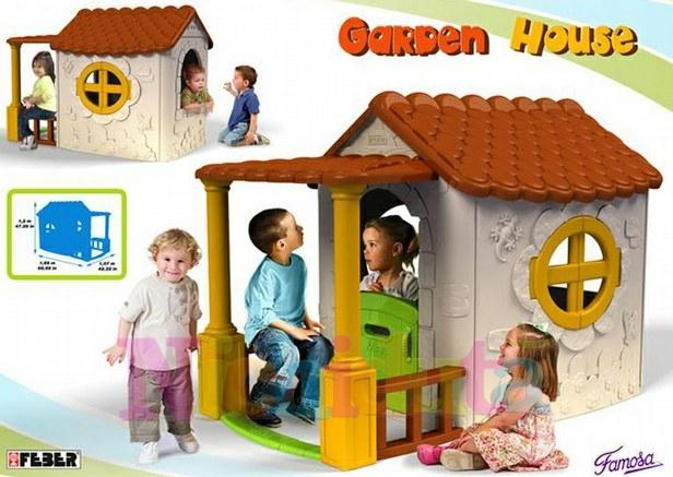 Casuta Garden House