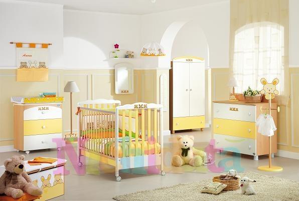 Dormitor copii Amour Giallo