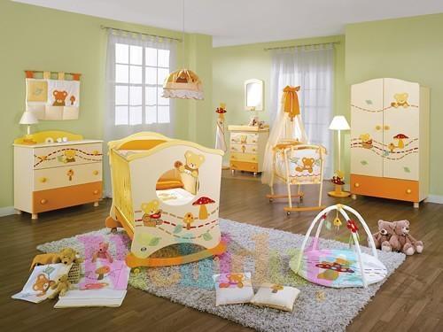 Dormitor copii Pali Complet