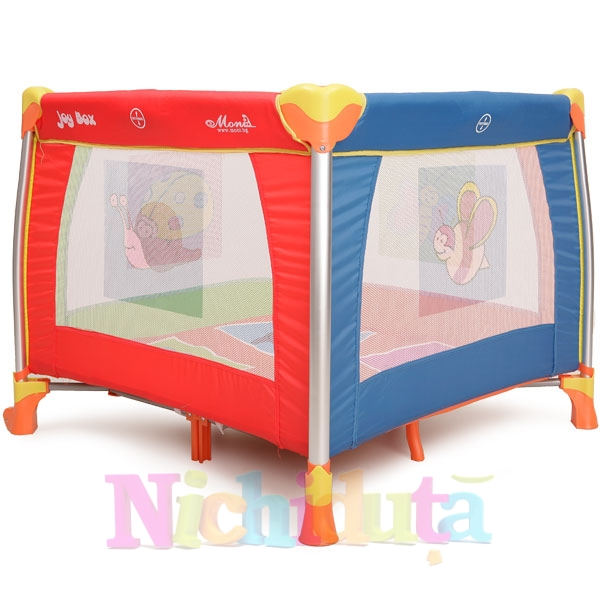 Tarc de joaca Joy Box 100x100 cm