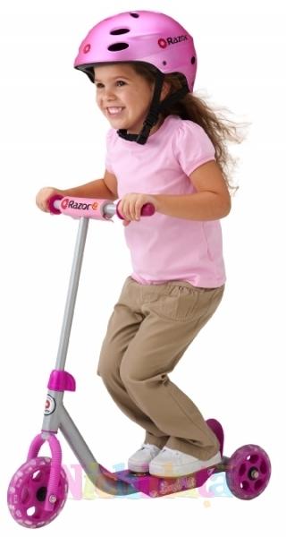 Trotineta Lil Kick roz