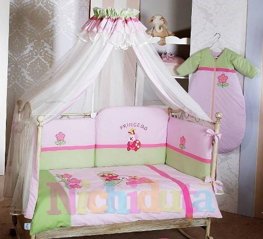 Baldachin Princess Pink + Suport