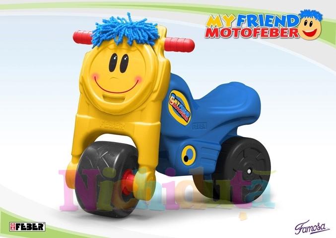 Motofeber Friends Boy