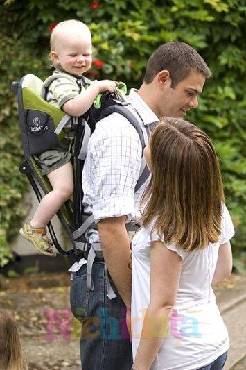 Rucsac de transport pentru copii Discove
