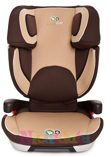 Kinderkraft - Scaun auto Cocoon Brown Is