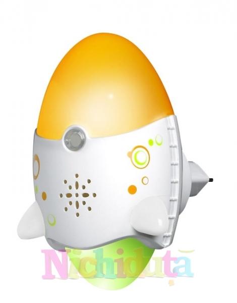 Lampa de veghe LED cu functie anti-tanta