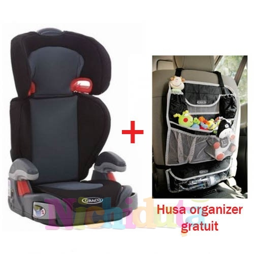 Scaun auto Junior Maxi Plus + Gratis Hus