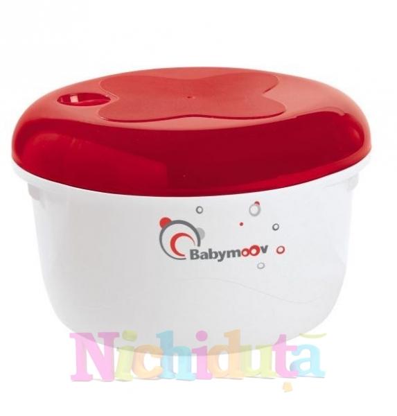 Sterilizator microunde Red Grey