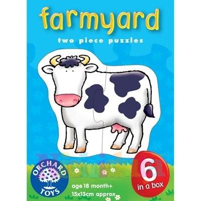 Animalele de la ferma - Farmyard