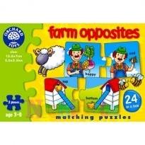 Antonimele Ferma - Farm opposites